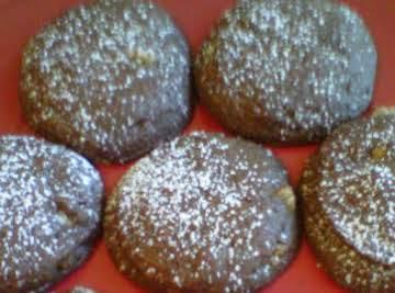 Sweet Brownie Cookies