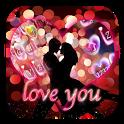 Love You Keyboard Theme icon