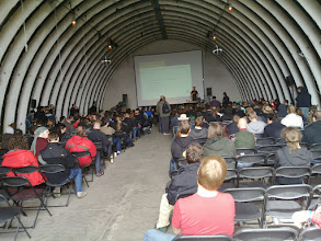 Photo: lecture bunker