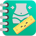 Body Diary — Weight Loss Tracker with Measures icon
