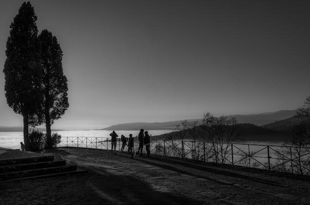 Quando le nuvole cadono... di Andrea Frati