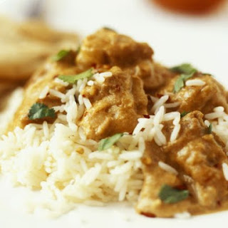 Mild Chicken Curry.