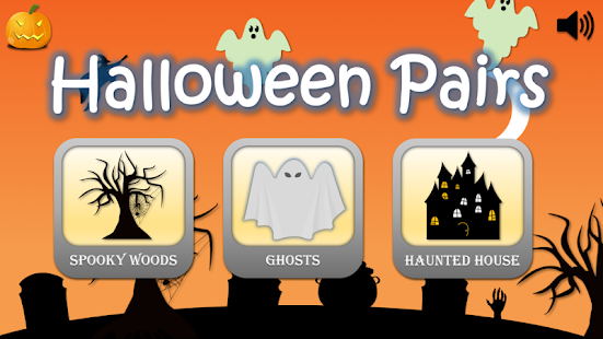 Halloween Pairs- screenshot thumbnail