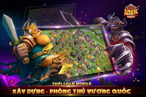 Thu1eddi Lou1ea1n - Siu00eau Phu1ea9m Game Chiu1ebfn Thuu1eadt 6.3.5 Screenshots 1