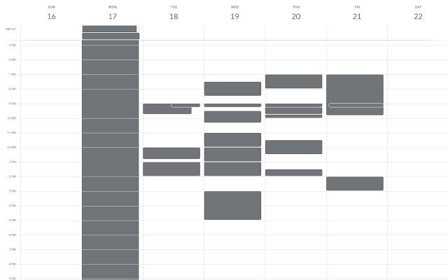 Calendar Anonymizer