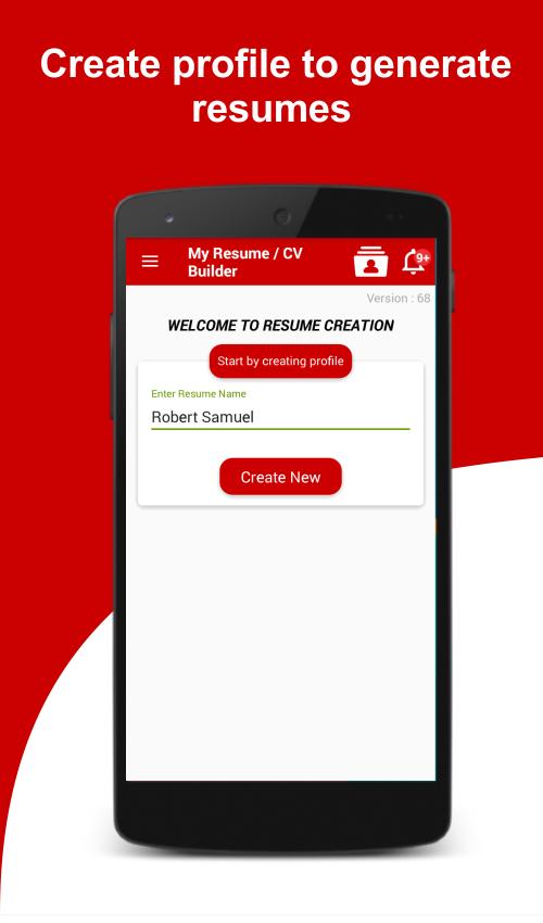 resume builder free  5 minute cv maker  u0026 templates