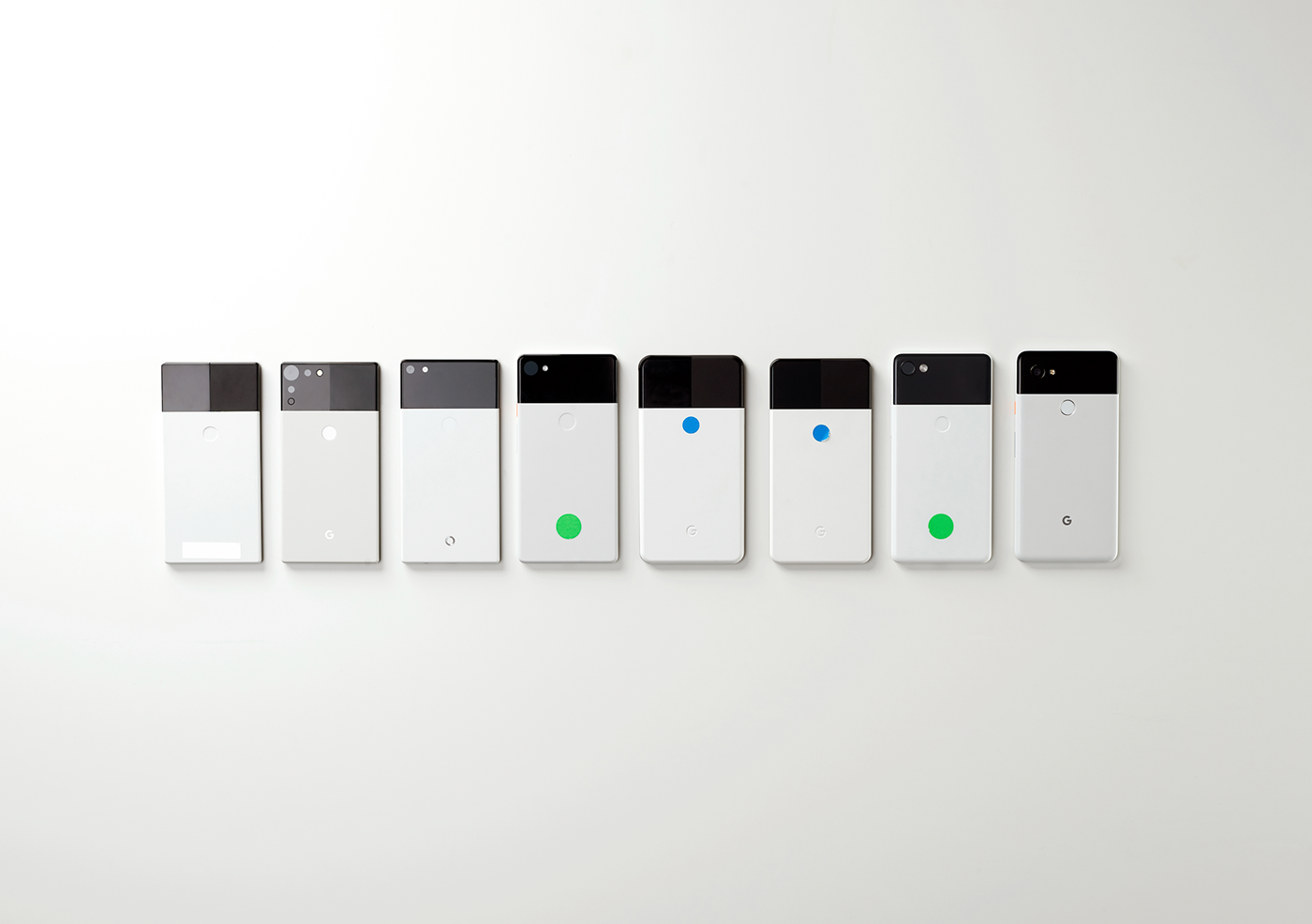 Industrial Design for Pixel 2 by Vincent Claudepierre