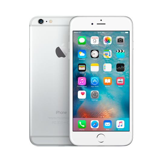Apple iPhone 6 64GB Silver (C)