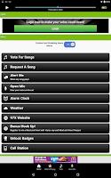 Screenshot of 97X You Control The Music