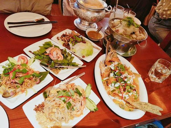 台北敦化南路好吃美食:心泰原創泰國料理 / 道地泰式美式