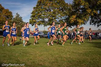 Photo: Varsity Girls 4A Mid-Columbia Conference Cross Country District Championship Meet  Buy Photo: http://photos.garypaulson.net/p556009210/e4853b250