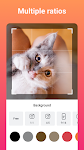 screenshot of SlidePlus - Video Slideshow Maker