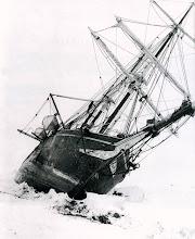 Photo: Expedición iniciada en 1914 y terminada en 1917