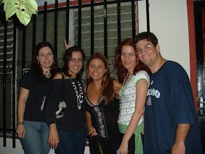 Photo: Maria Patricia, Rosana, Ale, Claudia y Efra