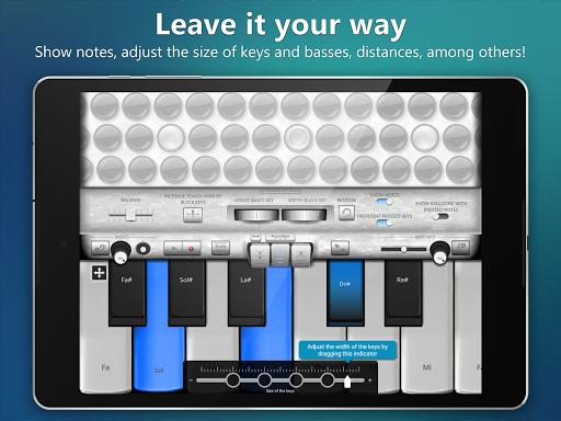 Accordion Piano screenshot 15