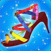 Shoe Designer - Summer Style Shoe Maker for Girls