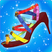 Shoe Designer - Summer Style Shoe Maker for Girls