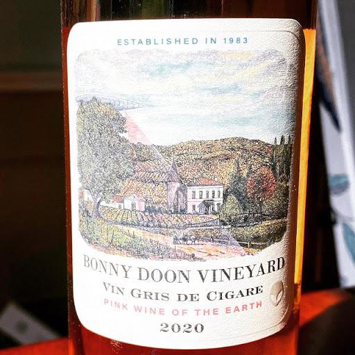 2020 Bonny Doon Vineyard Vin Gris de Cigare