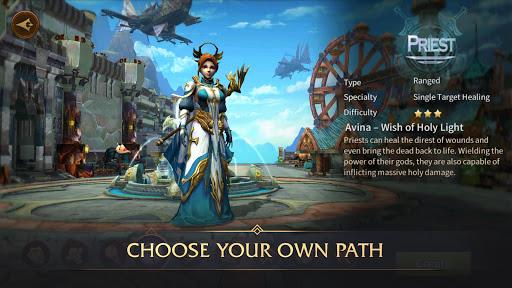 Era of Legends - World of dragon magic in MMORPG 5.0.0.0 screenshots 1