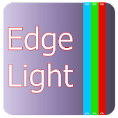Edge Light Galaxy Edge Panel