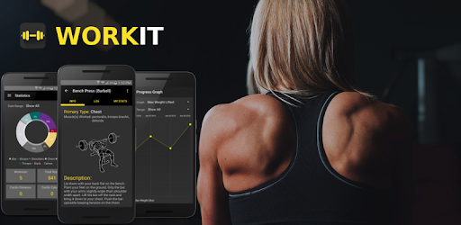 WORKIT - Gym Log, Workout Tracker, Fitness Trainer - Apps on