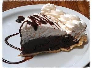 Diabetic Chocolate Mousse Pie