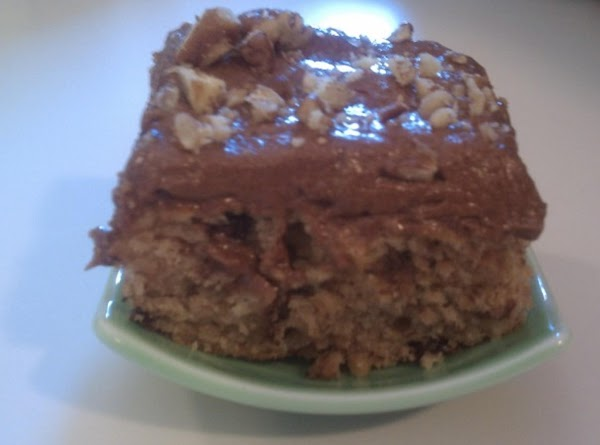 Banana Peanut Butter Bars With Chocolate Chips Recipe