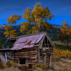 Autunm  by Greg Harcharik - Landscapes Mountains & Hills ( . )