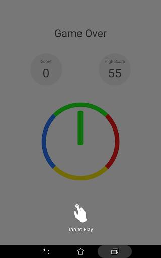玩免費休閒APP|下載Circle Impossible app不用錢|硬是要APP