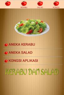 Aneka Kerabu Dan Salad 1.4 Mod APK (Unlimited) 2