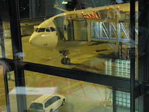 Photo: 12 Apr.: Flight from Zurich to Tel Aviv with Swiss International Air Lines