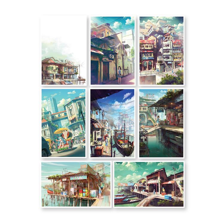<loka made :Postcard Vol.3>
