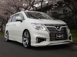 エルグランド PE52 350 Highway Star Premium Urvan CHROMEのカスタム事例画像 KMさんの2020年03月30日20:21の投稿