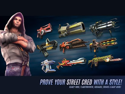 Gangstar Vegas: World of Crime Screenshot