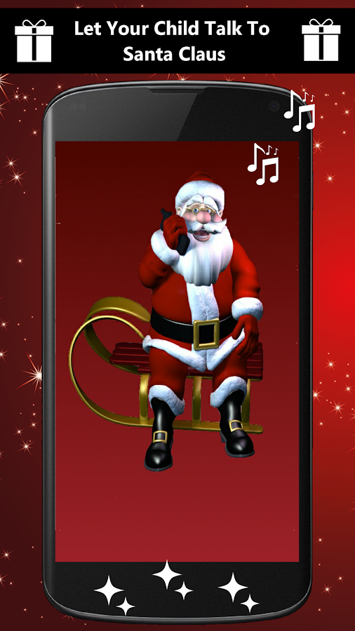 Call Santa Claus- screenshot