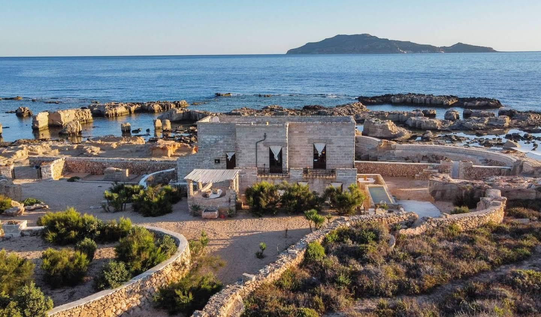 Villa avec jardin et terrasse Favignana