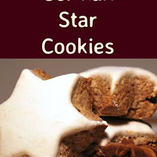 German Star Cookies