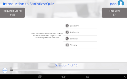 Learn Statistics- screenshot thumbnail