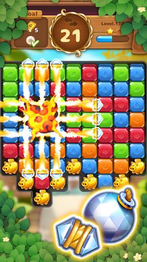 Jewels Gardenu00ae : Blast Puzzle Game 1.2.2 de.gamequotes.net 4