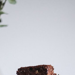 Black Bean Fudge Brownies