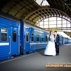 Wedding photographer Feliks Kudashev (snimaem). Photo of 16.02.2013