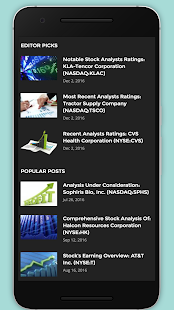 News Oracle - Finance News- screenshot thumbnail