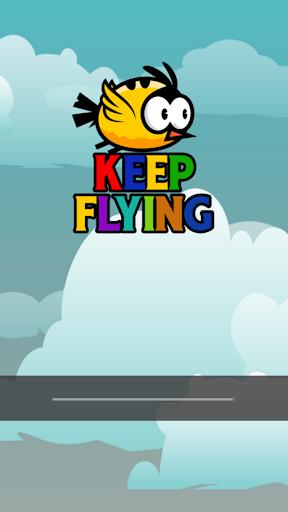 KEEP FLYING UC screenshot 1