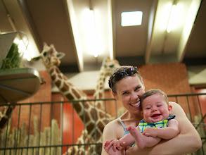 Photo: We think Everett had a pretty good time.