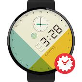 Retro watchface by Centro