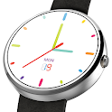 Candy Shop - Color Watch Face icon