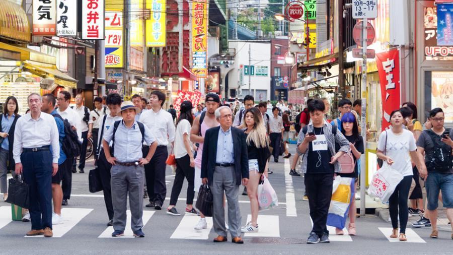 มารยาทการเข้าคิวของคนญี่ปุ่น