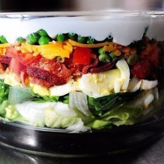 Layered Salad.