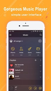Music Player Plus Screenshot
