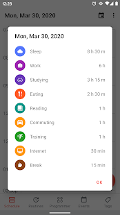 TimeTune - Optimize Your Time, Productivity & Life Screenshot